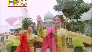 FADZIL AHMAD & SHARIFAH AINI-ZAPIN YALADAN (karaoke)