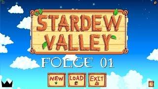 Ger-DE Stardew Valley Folge 1 - Das neue Leben beginnt