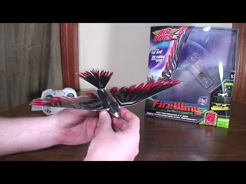 Air Hogs – FireWing – Review and Flight