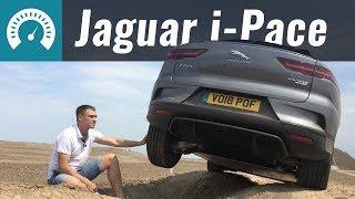 i-Pace ПОХОРОНИТ Теслу! Тест-драйв Jaguar i-Pace