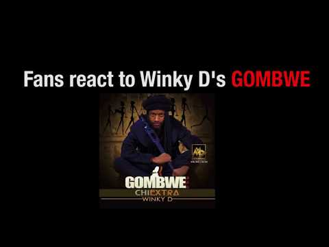 Fans respond to Winky D's Gombwe