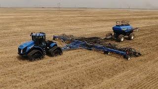 Seeding 2017. Canada.