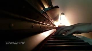 노을(Noel) - 늦은 밤 너의 집 앞 골목길에서(Late Night) 피아노/가사