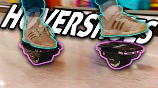 InMotion HOVERSHOES!
