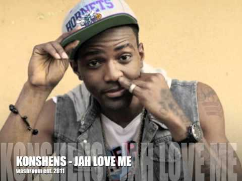 Konshens - Jah Love Me | Washroom Entertainment 2011