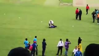 Aghani supporters attack on pak team | cricket world cup 2019