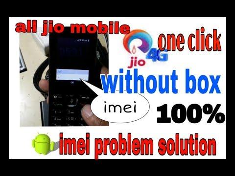 LYF jio keypad mobile imei repair without box - pawan's Talk