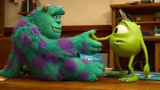 Monsters University - Official Trailer #2 (HD)