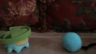 Pokemon Toy Story- Azurill's Depression