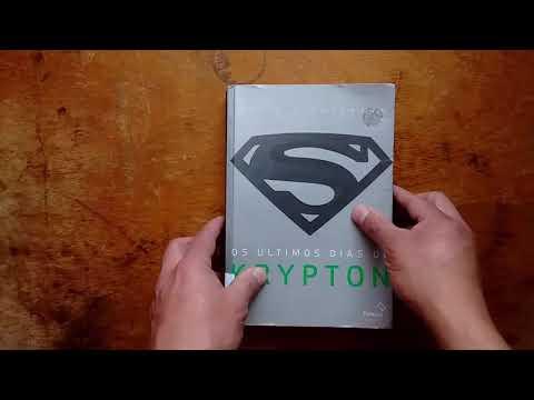 Os Últimos Dias de Krypton - Kevin J Anderson