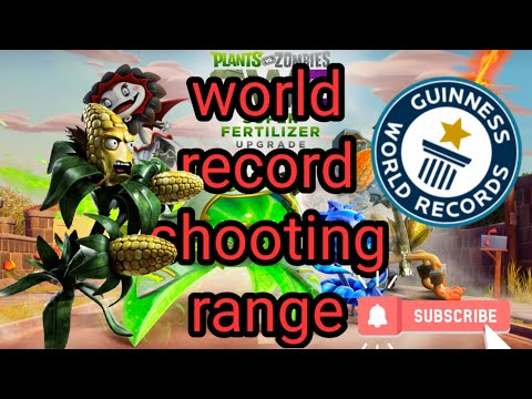 Plants vs Zombies GW2 A trick to S rank crazy targets with