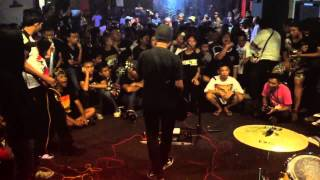 preview picture of video 'Bloodymary - Beautiful Wednesday - Live @Reborn TAWAUSOUND 3 Tawau, Sabah.'