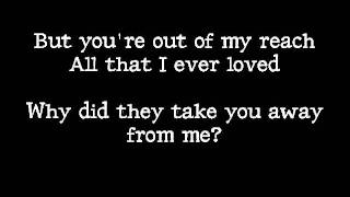 Zeraphine - Out of the void (lyrics)