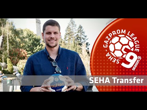 Jotic continues his SEHA story in SKOPJE! I SEHA Transfer