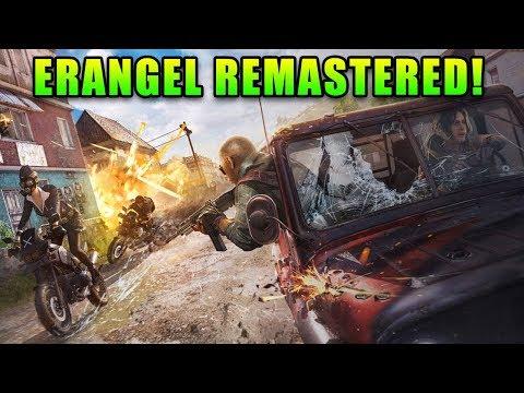 Erangel Remastered! - PlayerUnknown's Battlegrounds