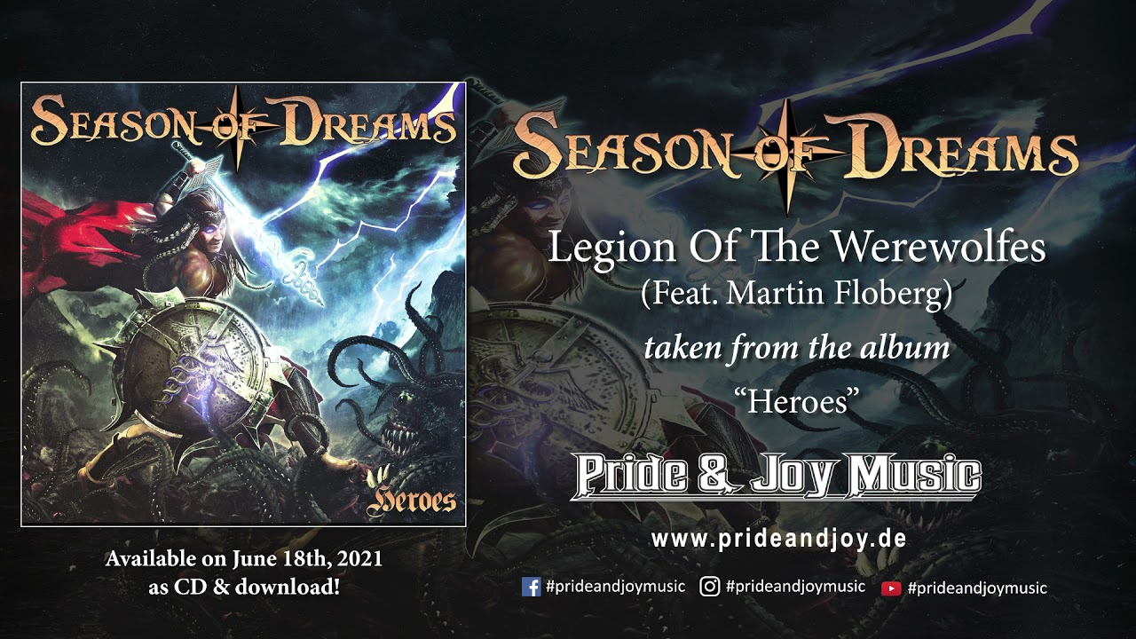 SEASON OF DREAMS - Legion of the werewolves
