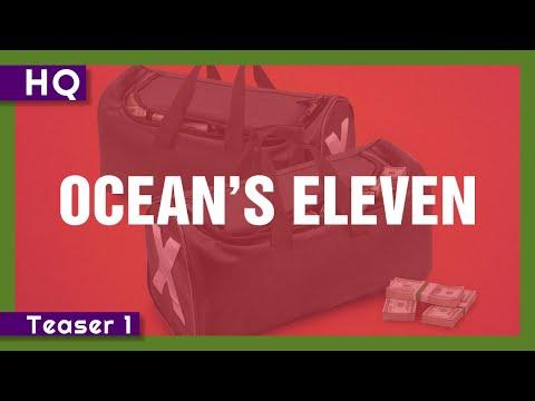 Video trailer för Ocean's Eleven (2001) Teaser 1