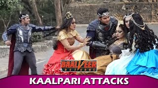 Baalveer Returns: Kaalpari Attacks On Baalveer, Baalpari Makes Her Unconscious