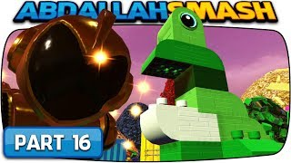 The LEGO Movie 2 Videogame - Part 16: Sorting Area 100%! (All Master Pieces)