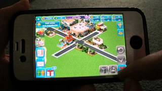 iPhone 4S - App Review - Megapolis