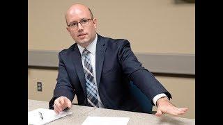 Iowa House Dist. 6 candidate Jacob Bossman