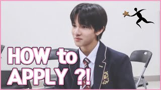 [한림예고] Hanlim Arts High School Admission Process Introduced By Samuel