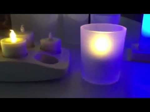 TEALIGHTS Living Colors CLE LED TEELICHT