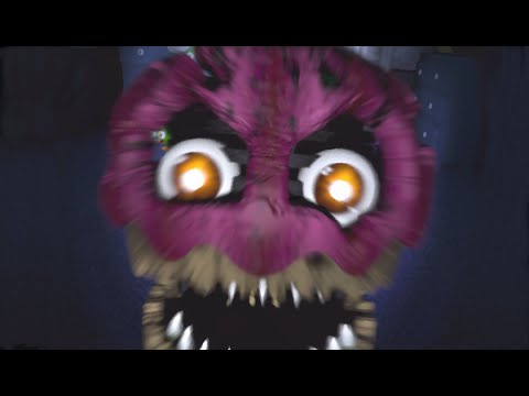 Five Nights at Freddys 4 The Final Chapter Walkthrough - NIGHTMARE