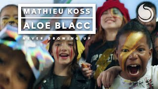 Mathieu Koss  Aloe Blacc Never Growing Up