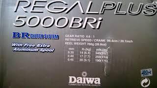 Daiwa regal 5000 bri plus