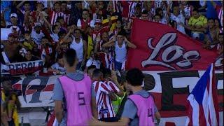 Junior vs Nacional (2-0) Liga Aguila 2019-II | Cuadrangulares fecha 4