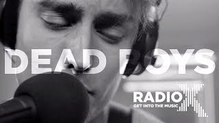 Sam Fender   Dead Boys LIVE | Radio X Session | Radio X