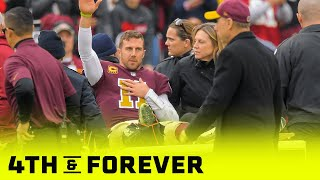 Alex Smith Opens Up About His Life-Changing Injury & Making It Back To The NFL Field | 4th & Forever