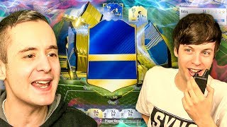 IT'S ALL GOING WRONG!!! - FIFA 17 ULTIMATE TEAM TOTS