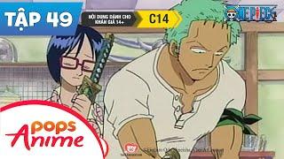 One Piece Tập 49 - Sandai Kitetsu & Yubashiri - Kiếm Mới Của Zoro & Nữ Sĩ Quan Xinh Đẹp