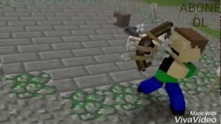 Minecraft Animasyon Sensin Benim En Derin Kuyum