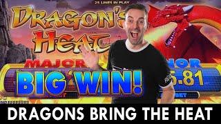 🐉 Dragons Bring the HEAT 🔥 Smokin Hot Winning at Hard Rock #ad