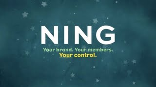 Ning for Businesses video