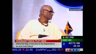 Shri Madhu Pandit Dassa, Chairman of Akshaya Patra, on ET NOW