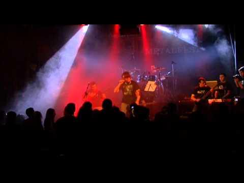 Infected Cinema - Cubism Live at Highland Metalfest 2012
