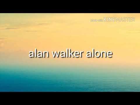 ALAN WALKER Alone (Remix) скачать песню.
