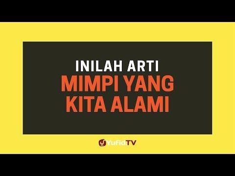 Tafsir Mimpi: Arti Mimpi yang Kita Alami dan Solusi Ketika Mimpi Buruk - Poster Dakwah Yufid TV