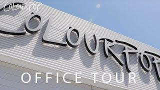 ColourPop Cribs: Office Tour | COLOURPOP