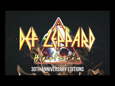 Hysteria for Def Leppard's 30th