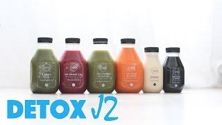 [EN Sub] DETOX J2 // Un jour sans faim (ou pas) #VLOGDETOX