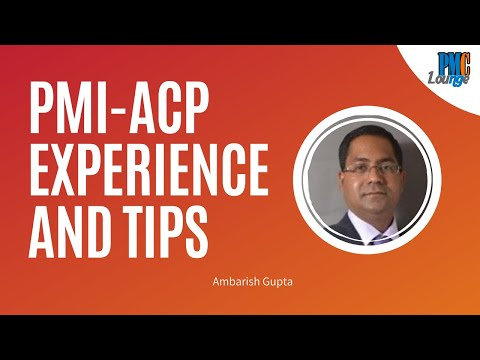 PMI-ACP experience from a PMP & PgMP certified professional ...