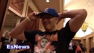 Brandon Rios Goes Off On Seckbach Wants To Slap Him EsNews Boxing