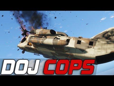 GTA 5 Roleplay - DOJ 352 - Armed & Dangerous (Criminal