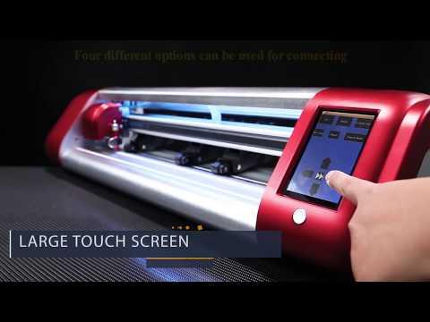 Cutting Plotter Skycut C 24 2 Feet Camera