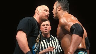 Steve Austin Talks His Relationship With The Rock In WWE